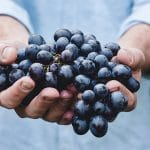 Blueberries are high in antioxidants - Create lasting healthy habits